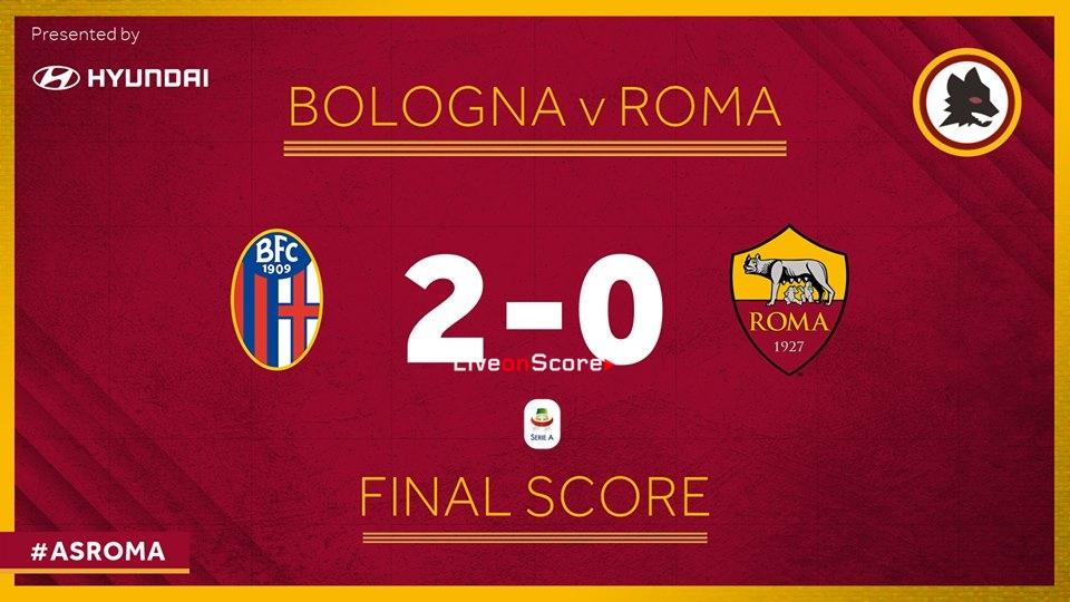 Bologna 2-0 Roma Full Highlight Video – Serie A 2018/2019