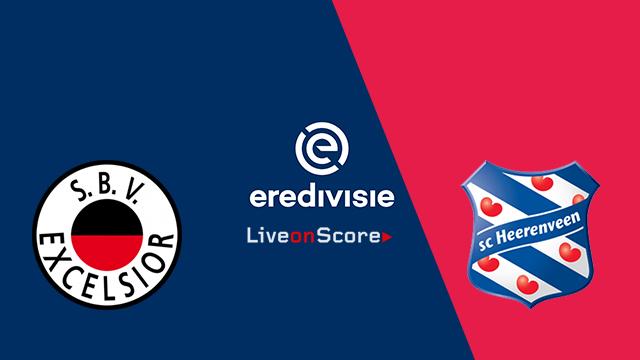Excelsior vs SC Heerenveen Preview and Prediction Live stream Netherlands – Eredivisie 2018/2019
