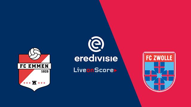 Fc Emmen Vs Pec Zwolle Preview And Prediction Live Stream Netherlands Eredivisie 2018 2019