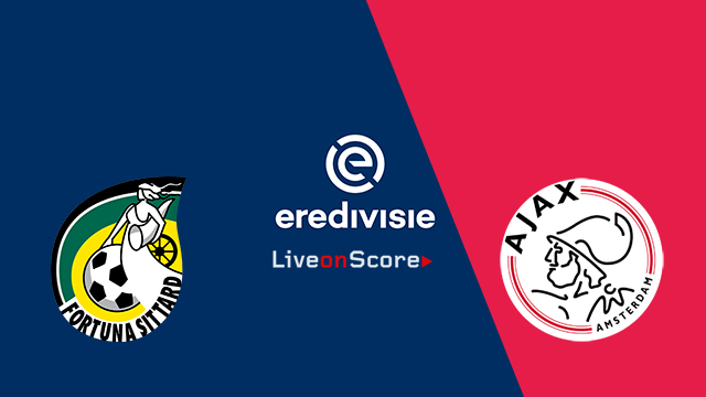 Fortuna Sittard vs Ajax Amsterdam Preview and Prediction Live stream Netherlands – Eredivisie 2018/2019