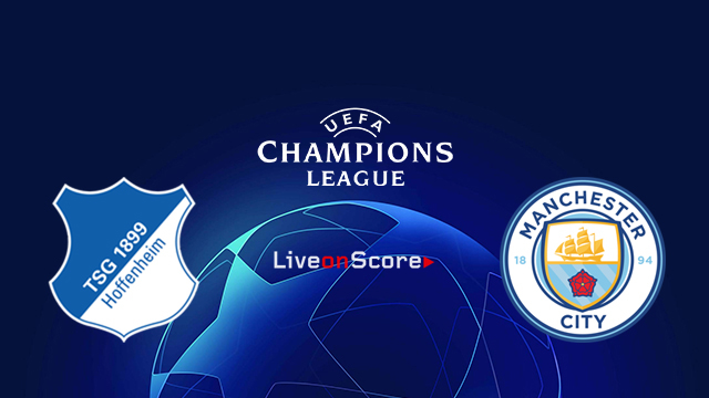 Image result for Man.City vs TSG Hoffenheim  UEFA Champions League 2018 Live