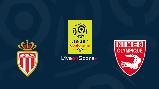 Monaco vs Nimes Preview and Prediction Live stream France Ligue 1 2018/2019