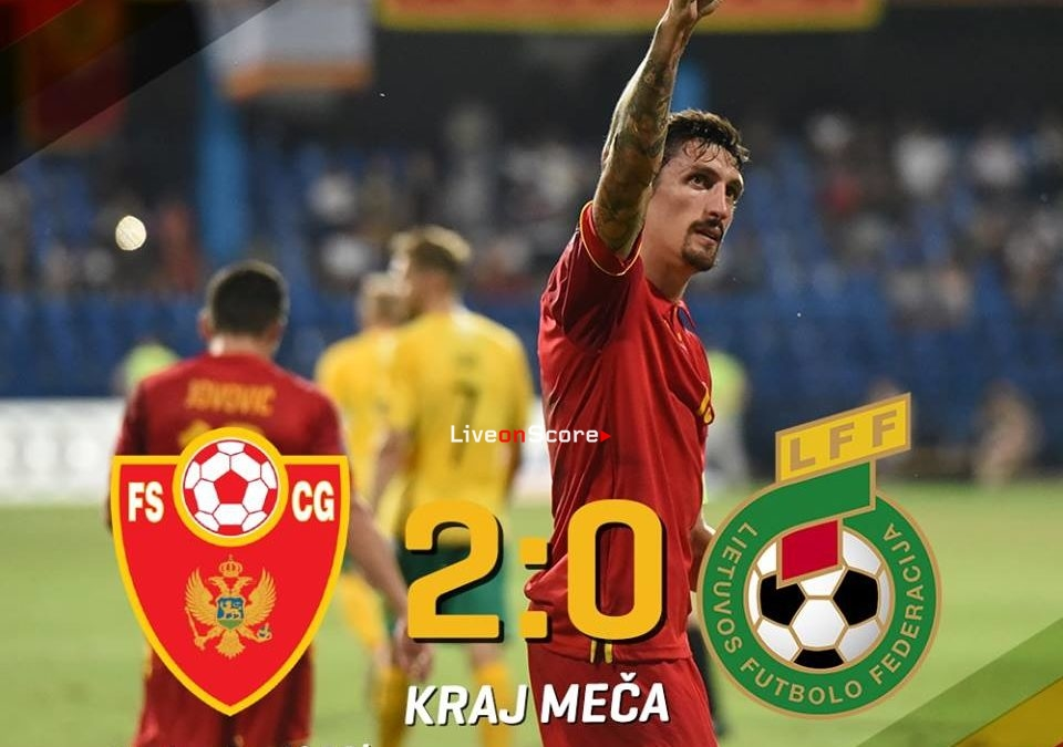 Montenegro 2-0 Lithuania Full Highlight Video – UEFA Nations League 2018/2019
