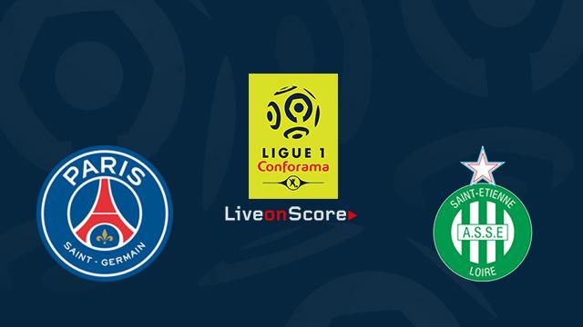 Paris Saint Germain vs AS Saint Etienne Pronósticos de apuestas y apuestas previas Transmision en vivo France Ligue 1 2018 / 2019