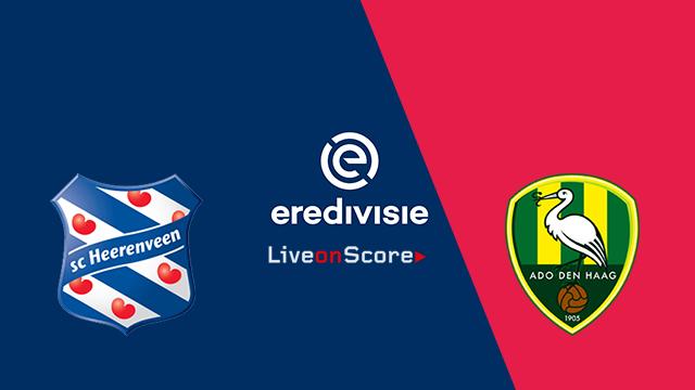 SC Heerenveen vs ADO Den Haag Preview and Prediction Live stream Netherlands – Eredivisie 2018/2019