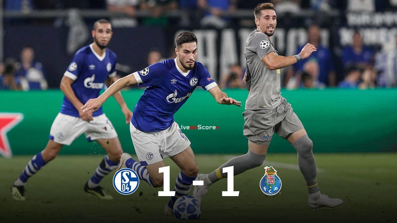schalke europa league 2019