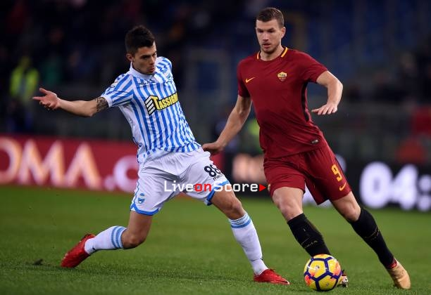 AS Roma vs Spal Preview and Prediction Live stream Serie