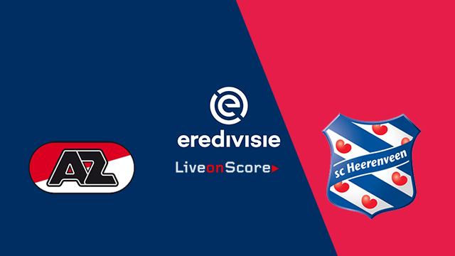 AZ Alkmaar vs SC Heerenveen Preview and Prediction Live stream Netherlands – Eredivisie 20182019