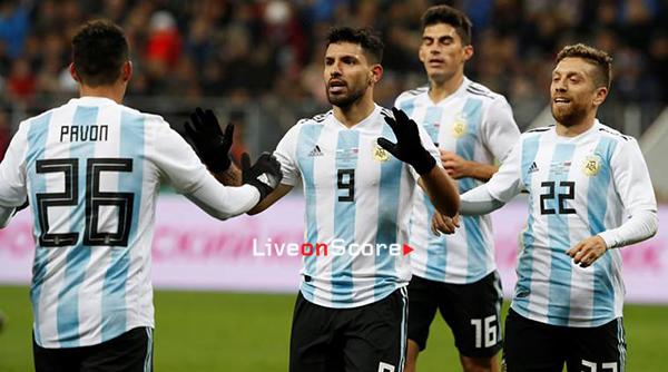 Link trực tiếp Argentina vs Iraq, 1h00 ngày 12/10 (Giao hữu 2018)