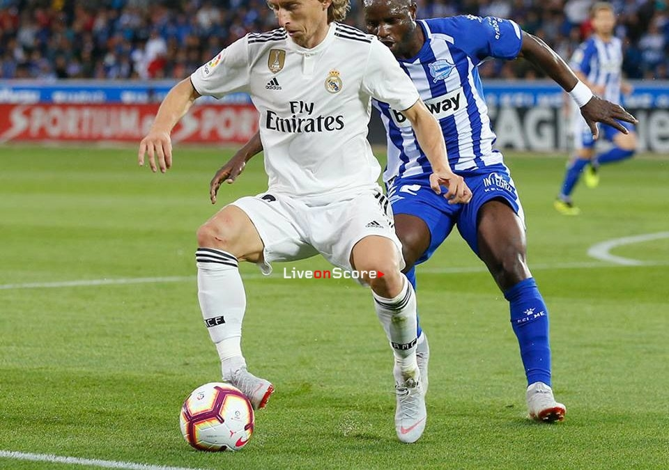 Deportivo Alaves 1-0 Real Madrid Full Highlight Video – LaLiga Santander 2018/2019