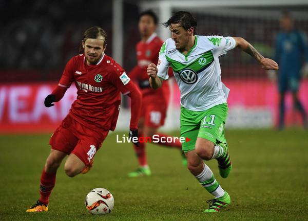 Hannover Vs Wolfsburg