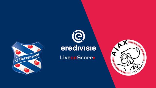 Heerenveen vs Ajax Preview and Prediction Live stream Netherlands – Eredivisie 2018/2019