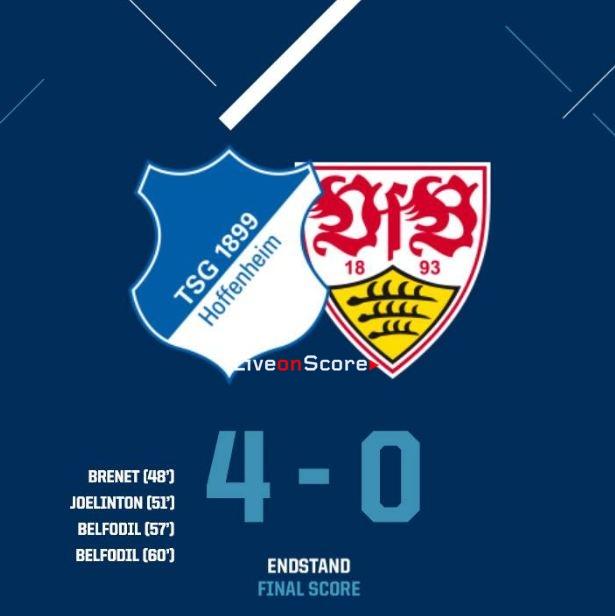 Hoffenheim Vfb Stuttgart