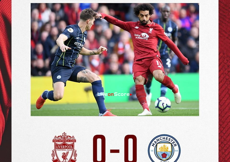 Liverpool 0-0 Manchester City Full Highlight Video – Premier League 2018/2019
