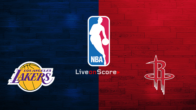 Los Angeles Lakers Vs Houston Rockets Preview And Prediction Live Stream Nba 2018 2019