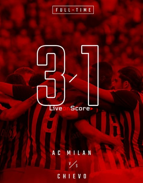 Milan 3-1 Chievo Full Highlight Video – Serie A 2018/2019
