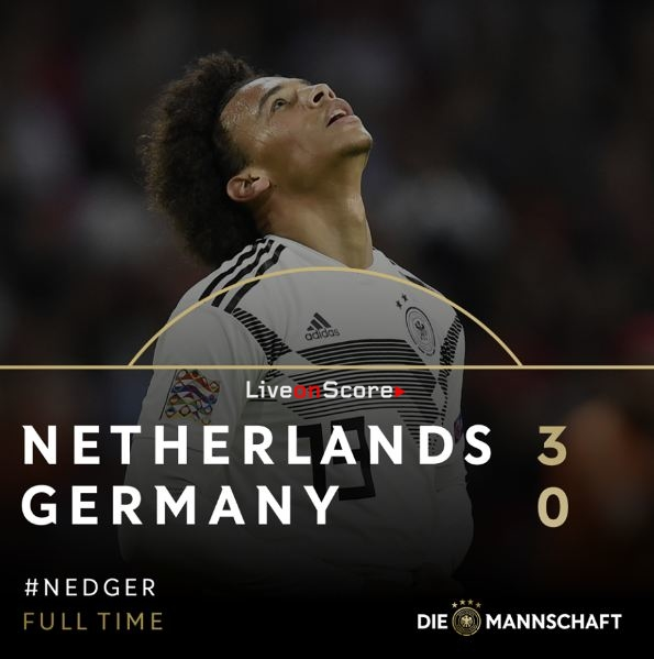 Netherlands 3-0 Germany Full Highlight Video – UEFA Nations League 2018/2019