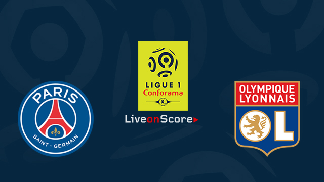 Paris SG vs Lyon Preview and Prediction Live stream France Ligue 1 2018/2019