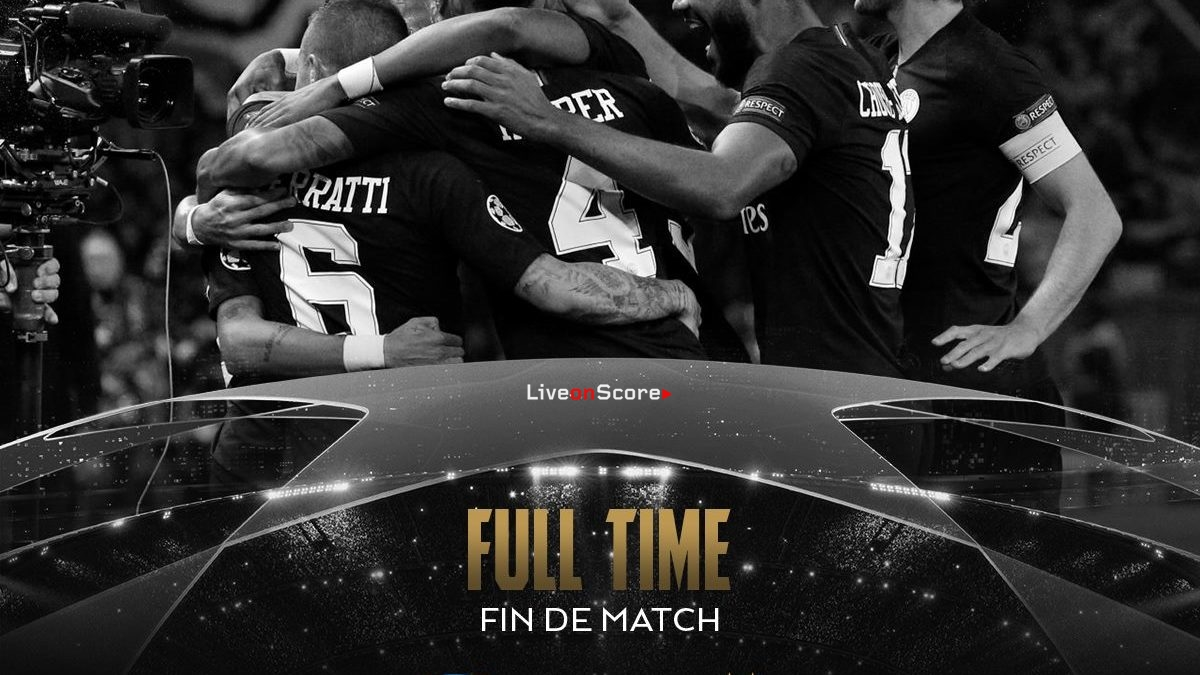 Paris Saint Germain 6-1 FK Crvena Zveda Full Highlight Video – Uefa Champions League -2018/2019