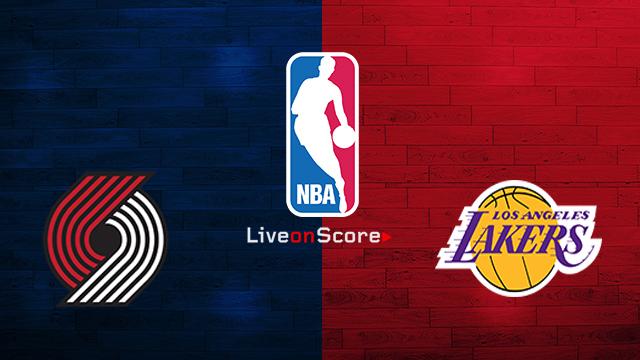 Portland Trail Blazers Vs Los Angeles Lakers Preview And Prediction Live Stream Nba 2018 2019