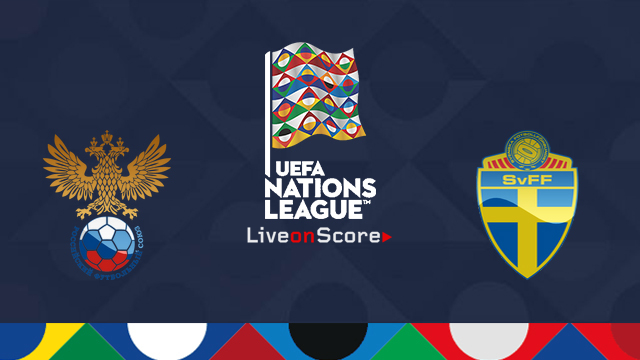 Russia vs Sweden Preview and Prediction Live Stream Uefa Nations League 2018