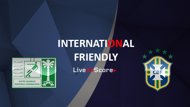 Image result for Saudi Arabia vs Brazil