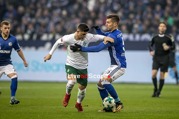 Werder Vs Schalke
