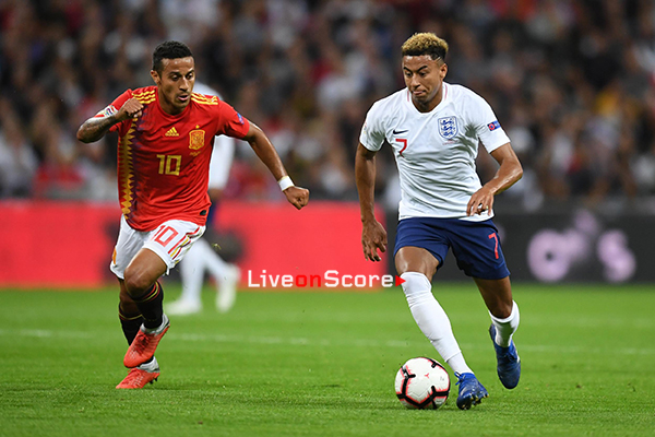 Spain vs England Preview and Prediction Live Stream Uefa