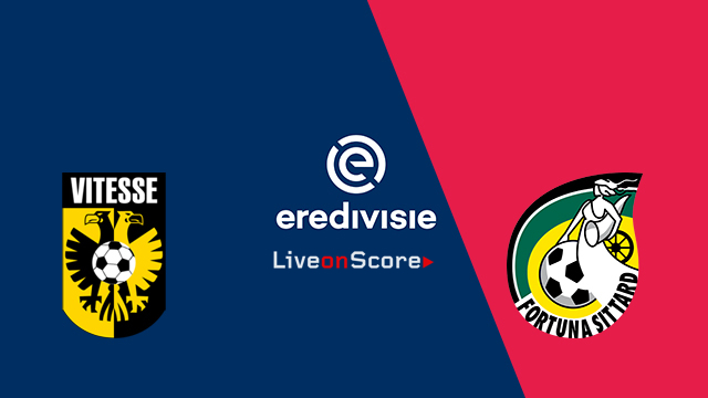 Vitesse Vs Fortuna Sittard Preview And Prediction Live Stream Netherlands Eredivisie 20182019