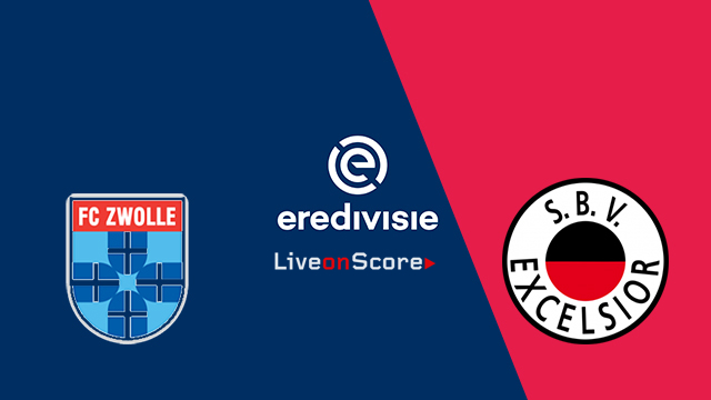 Zwolle vs Excelsior Preview and Prediction Live stream Netherlands – Eredivisie 2018/2019
