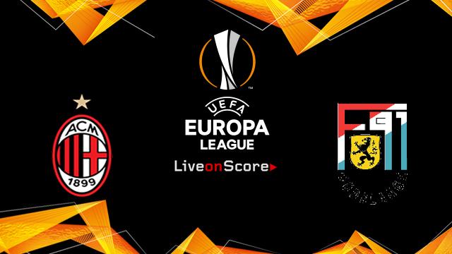 AC Milan vs Dudelange Preview and Prediction Live stream UEFA Europa