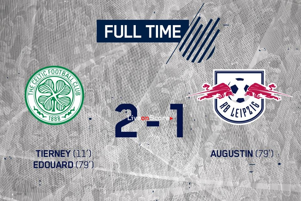 Celtic 2-1 RasenBallsport Leipzig Full Highlight Video – Uefa Europa League 2018/2019