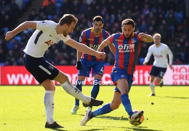 Crystal Palace vs Tottenham Preview and Prediction Live ...