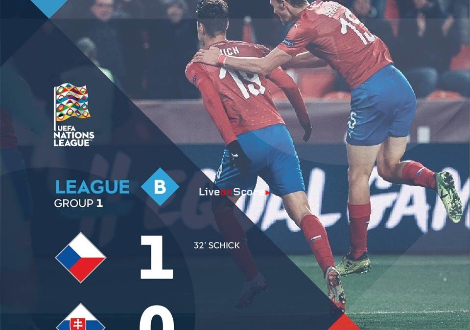 Czech Republic 1-0 Slovakia Full Highlight Video – UEFA Nations League 2018/2019