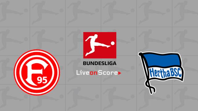 Dusseldorf vs Hertha Berlin Preview and Prediction Live stream Bundesliga 2018/2019