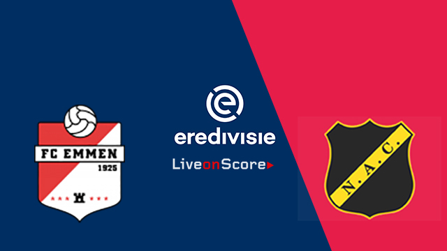 FC Emmen vs Breda Preview and Prediction Live stream – Eredivisie 2018/2019