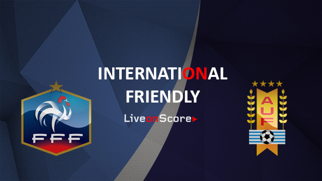 France vs Uruguay Preview and Prediction Live Stream International Friendly 2018
