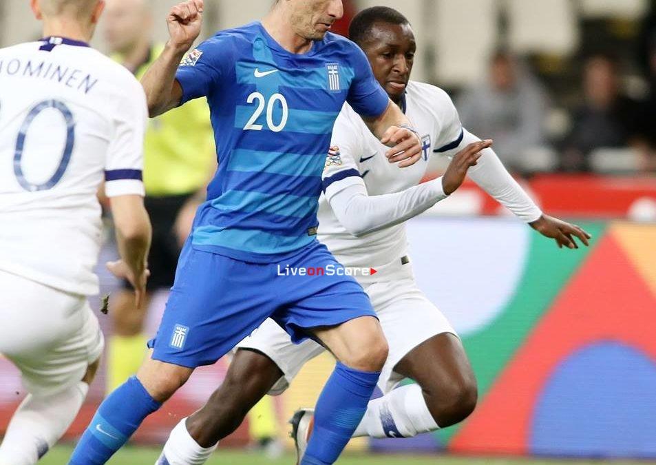 Greece 0-1 Estonia Full Highlight Video – UEFA Nations League 2018/2019