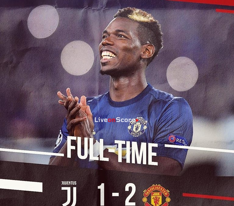 Juventus 1-2 Manchester United Full Highlight Video – Uefa Champions League 2018/2019