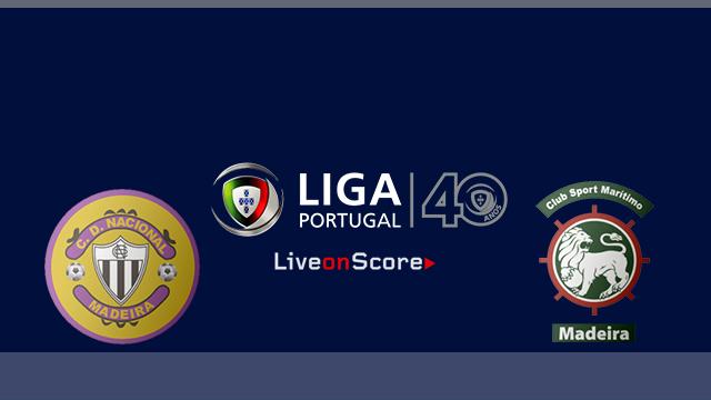 Nacional vs Maritimo Preview and Prediction Live stream Primeira Liga 2018/2019
