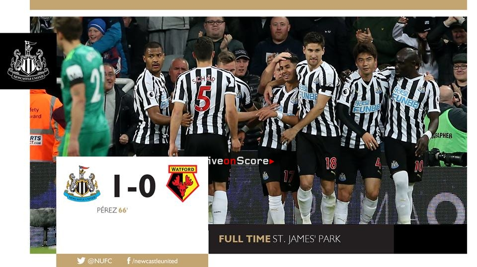 Newcastle United 1-0 Watford Full Highlight Video – Premier League 2018/2019