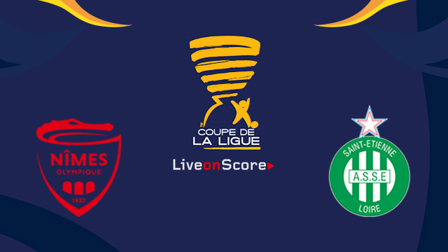 Nimes vs st etienne preview and prediction live stream coupe de la ligue 1 16 finals 2018 2019 - Coupe de la ligue streaming ...