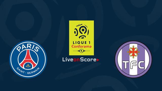 Paris SG vs Toulouse Preview and Prediction Live stream Ligue 1 2018/2019
