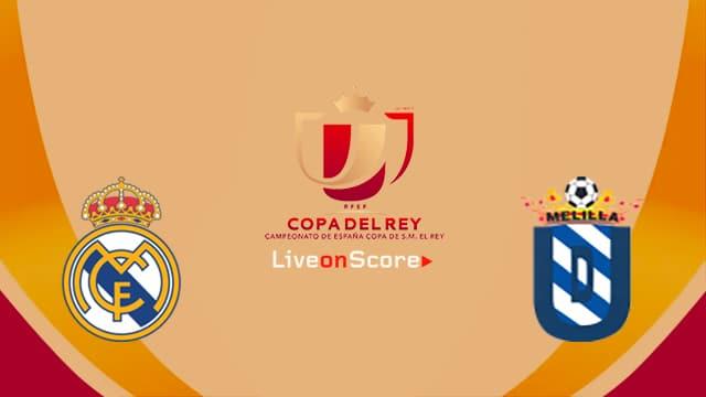 Real Madrid vs Melilla Preview and Prediction Live Stream Copa del Rey 1/16 Finals 2018/2019