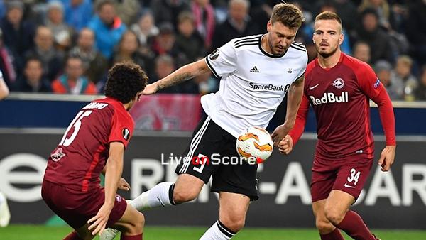 Rosenborg start 2018