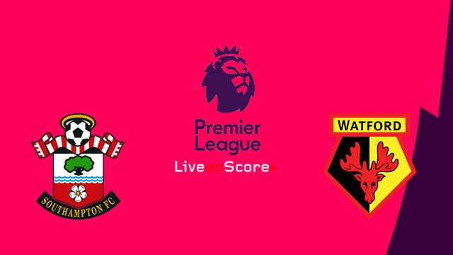 ผลการค้นหารูปภาพสำหรับ Southampton vs Watford graphic