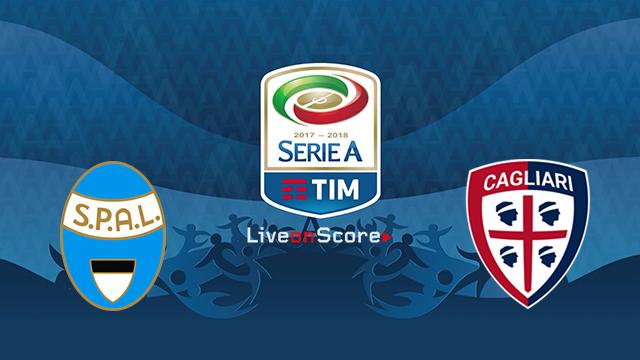 Spal vs Cagliari Preview and Prediction Live stream Serie Tim A 2018/2019