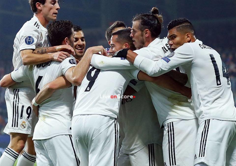 Viktoria Plzen 0-5 Real Madrid Full Highlight Video – Uefa Champions League 2018/2019