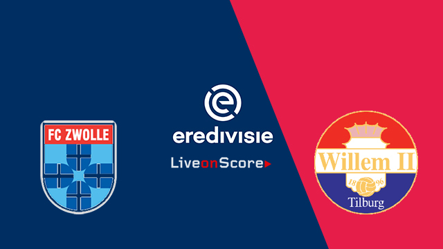Zwolle vs Willem II Preview and Prediction Live stream – Eredivisie 2018/2019