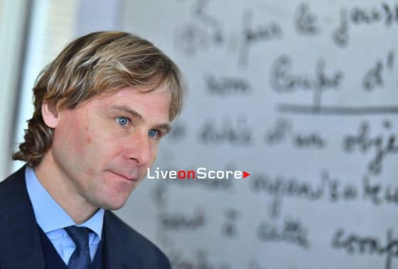 "Nedved: ""An even tie against Atlético"""